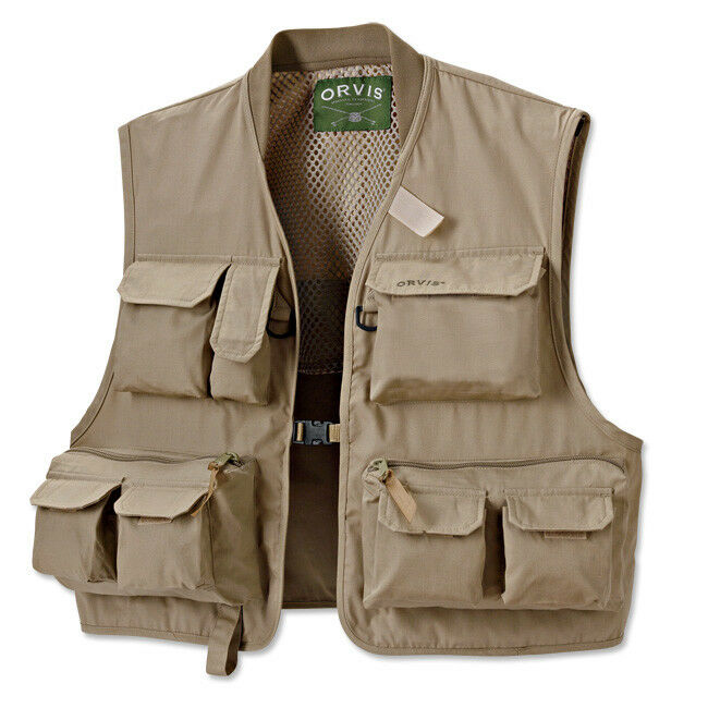 New Orvis  Clearwater Fly Fishing Vest Small  save up to 70%