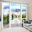 3D Mountain ar Blockout Photo Curtain Printing Curtains Drapes Fabric Window