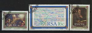 South-Africa-1987-SG-626-8-The-Bible-Society-CTO-Used-Set