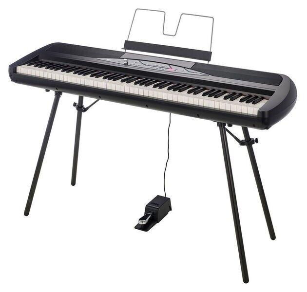KORG SP-280 BK El-klaver