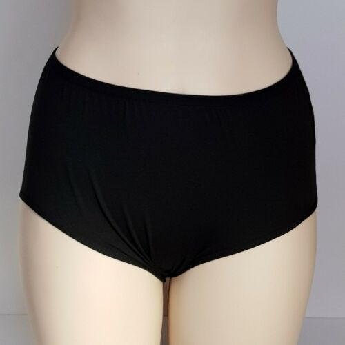 5XL//6XL Damen Slip M12 Unterhose Übergröße Bambus  div Farben 3XL//4XL