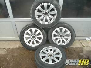 Alufelgen-Mercedes-E-Klasse-W212-7-5x16-ET45-5-16-034-225-55-R16-A-2124010102