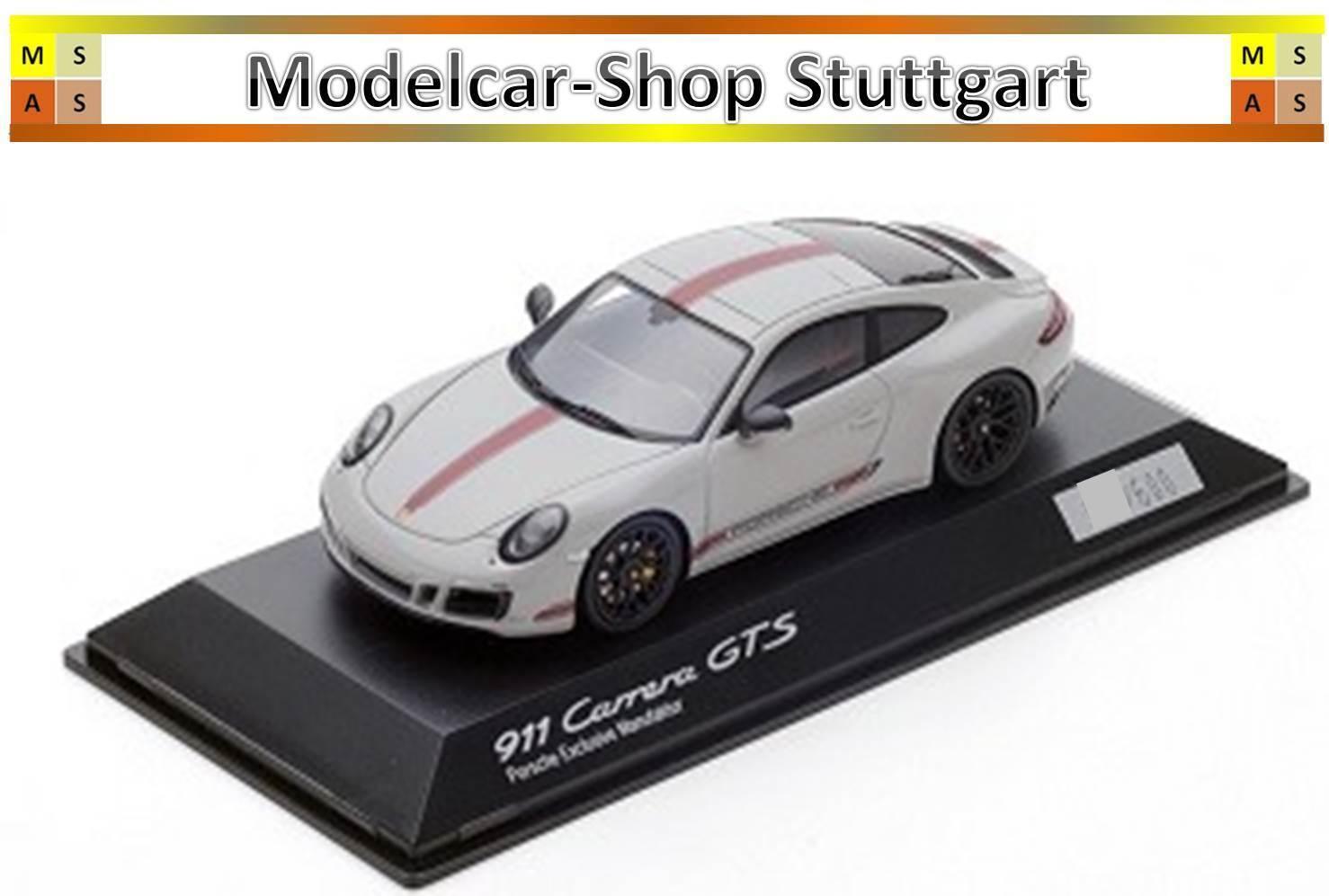 Porsche 911  (991II) voiturerera GTS Créme Excl.hommeufaktur Ltd.Edition 600 Spark 1 43  prix bas 40%