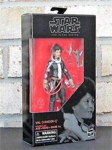 Sealed Val Vandor-1 - #71-6-Inch Star Wars: The Black Series