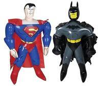 Batman Vs Superman 24 Inch Inflatable Superhero Toy Sets Comic Book Toy Blow Up