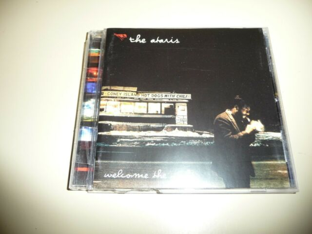 The Ataris - Welcome The Night - CD (Not Capable Of Love, New Year's Day)