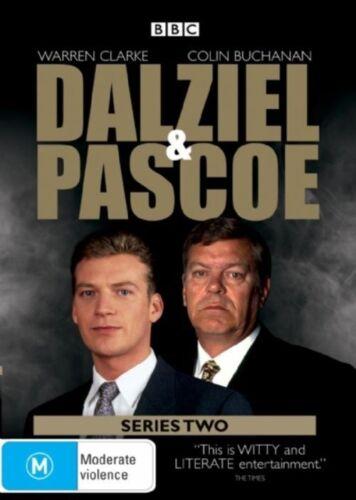 1 of 1 - Dalziel & Pascoe: Series Season 2 (DVD, 2008, 2-Disc Set), NEW REGION 4