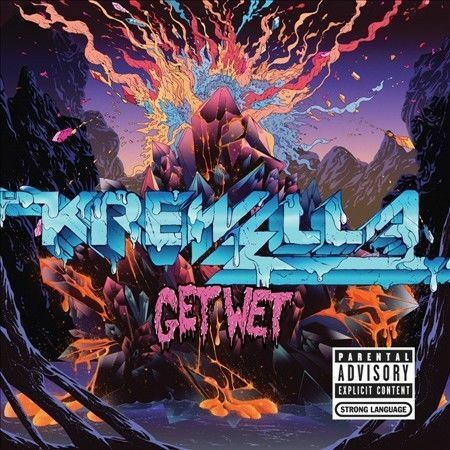 1 of 1 - Get Wet [PA] * by Krewella (CD, Sep-2013, Columbia (USA))