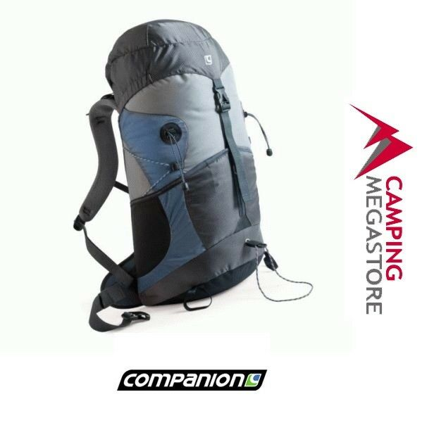 COMPANION  ADVENTURE BACKPACK 35L azul