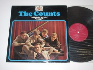 LP-THE-COUNTS-I-WHISTLE-FOR-MY-BABY-Amadeo-Stereo-AVRS-13003-St-MEGARAR