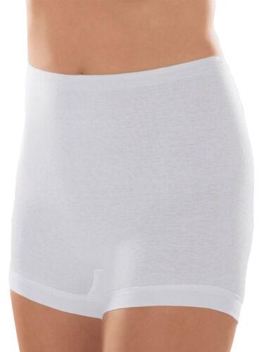 Donna paggio Mutandine 3er pack di Pompadour 8400-010-p in bianco