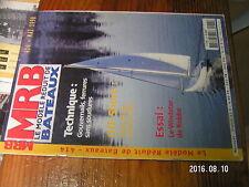 1?µ µ? Revue MRB n°414 Le Requin Gouvernail ferrure sans soudure M712 Cybele