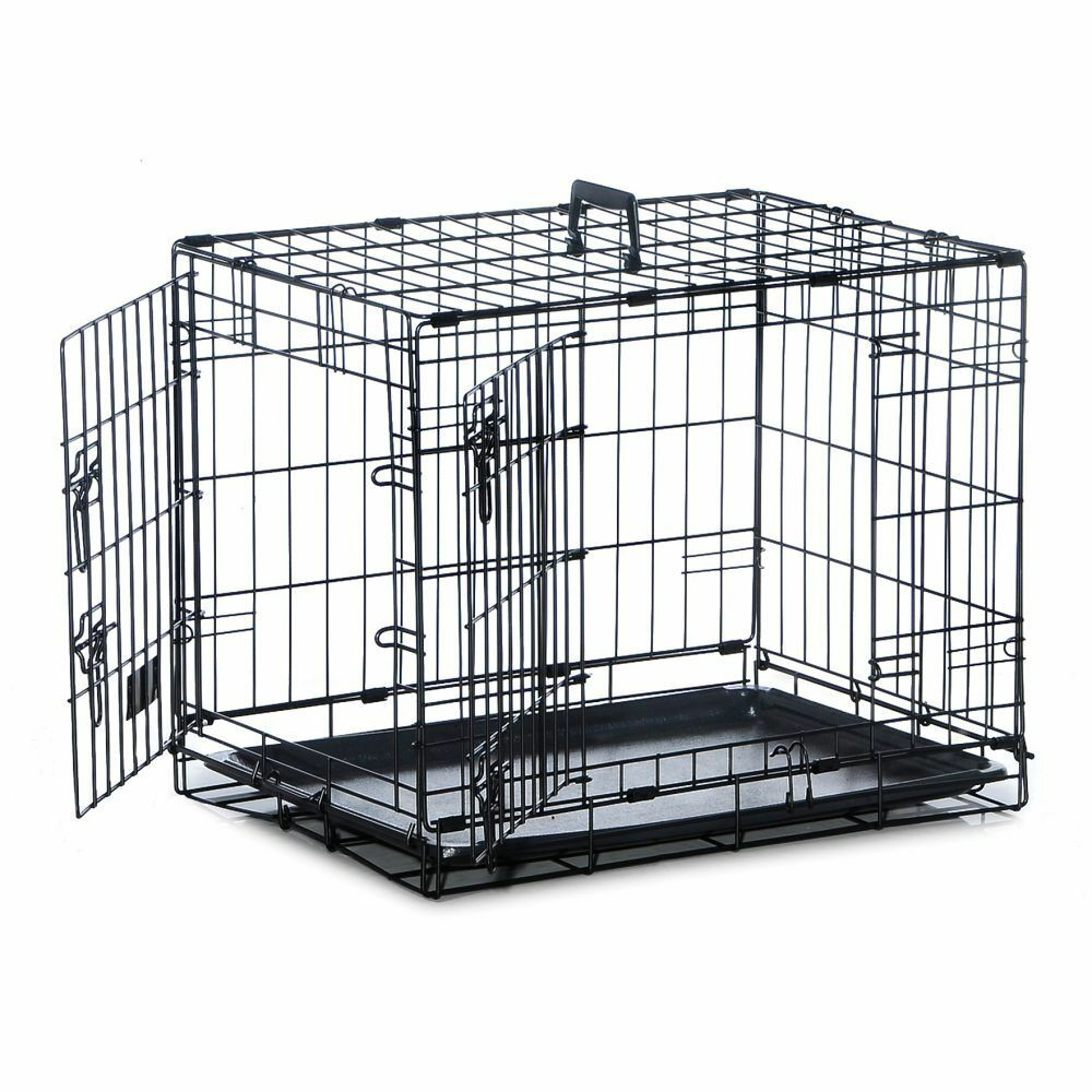 Safe 'n' Sound Dog Crate 2 Door (small)