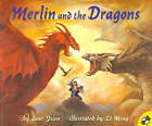 Merlin and the Dragons by Jane Yolen (Paperback, 1998)