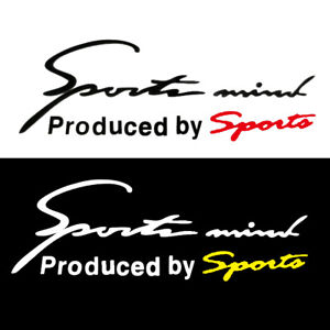 Sports-Mind-Sticker-Car-Decor-Light-Eyebrows-Reflective-Vinyl-Graphic-Decal