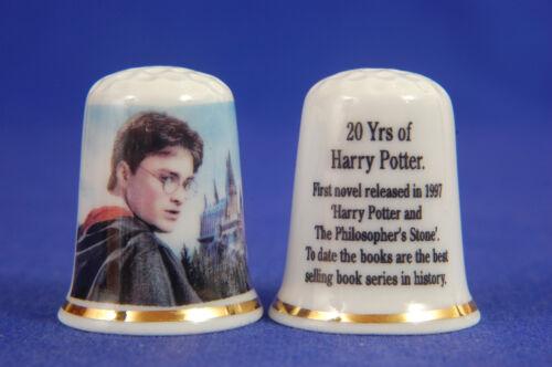 Harry Potter 20yrs Seit 1st Roman Herausgegeben China Kabelschuh B 84