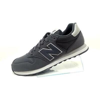 SCARPE UOMO NEW Balance GM500SN Blu Sneakers Sportiva Casual