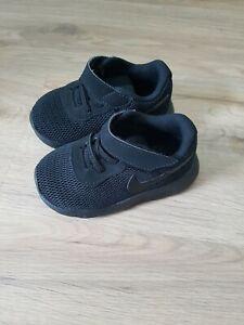 Klettverschluss Schuhe Details Gr21 zu Nike Baby Schwarz vwN8n0mO