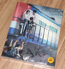 TRAIN TO BUSAN / Gong Yoo / GONGYOO / KOREA BLU-RAY SEALED