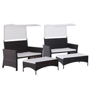 Sofa-de-Ratan-Dos-Plazas-Sillon-Mueble-Jardin-Terraza-con-Reposapies-Toldo-Cojin