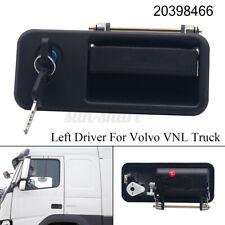 Exterior Door Handle Set Amp 2 Keys Front Left Driver Side For Volvo Vnl Truck Us Fits Volvo