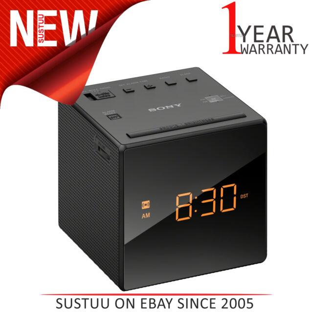 Sony Fm / Sto Led Orologio Radio │ Graduale Wake Sveglia │ Automatico Tempo