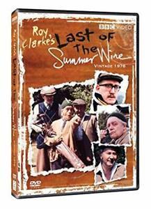 Last-Of-The-Summer-Wine-Vintage-1976-DVD-Roy-Clarke-039-s-New-Sealed-Region-1