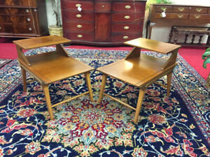 Lane-Mid-Century-Modern-End-Tables-Lamp-Tables-Delivery-Available