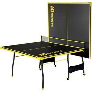 Image Is Loading Ping Pong Table Tennis Folding Huge Size Game