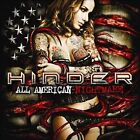 All American Nightmare [Deluxe] [PA] by Hinder (CD, Dec-2010, Universal)