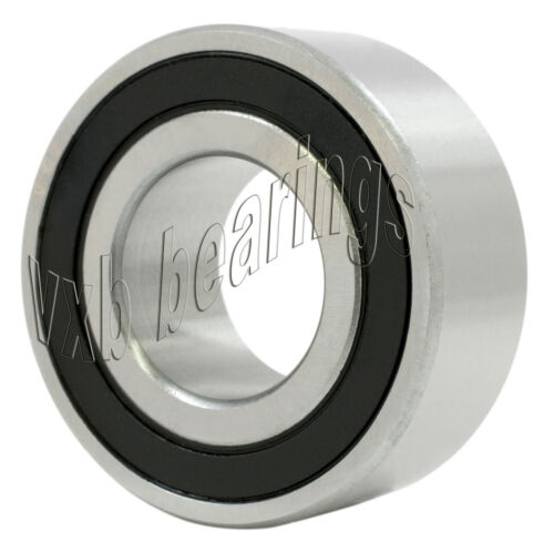 Double Row Angular Contact Ball Bearings 5204-2RS 20x47 ID Diameter 20mm x 47mm