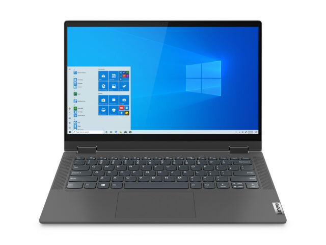 """Lenovo - IdeaPad Flex 5 14IIL05 - I5/1GHZ - 8GB - 256GB SSD - 14"""" FHD"""