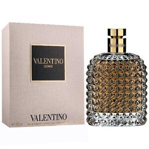 100 Valentino 4 Eau Ml Oz Edt Pour Homme Parfum Men 3 9IYbeHD2WE