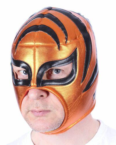 Wrestling Maschera el bronce GIGANTE luchador Lucha Libre Ringer maschere