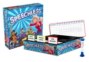 Details about Speechless Board Game Arcane Wonders Dice Tower Essentials  PSI AWGDTE03SP Party