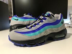 Details about Nike Air Max 95 'Aqua' At2865 001 Size 7