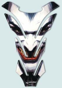 IMPERDIBILE-PARASERBATOIO-JOKER-BATMAN-ADESIVI-per-SERBATOIO-MOTO-in-RESINA-3D