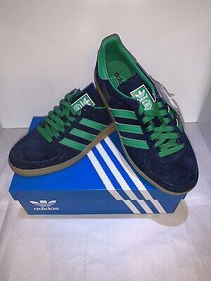 Venta barata elige el más nuevo estilo popular Adidas BALTIC CUP TRAINER Size UK 9 NAVY/GREEN BNIBWT. | eBay