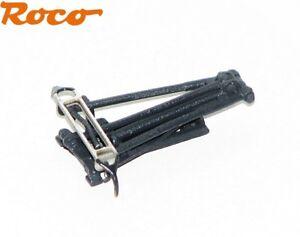 Roco-H0-85509-Stromabnehmer-Einholmpantograph-schwarzgrau-NEU-OVP