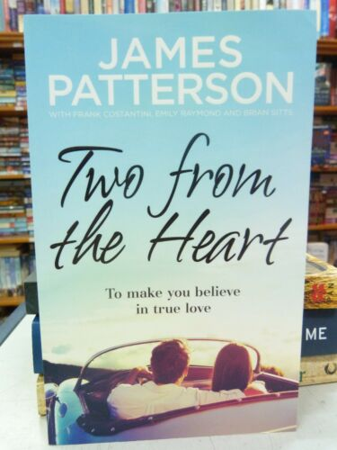 1 of 1 - Two from the Heart by James Patterson (Paperback, 2017)
