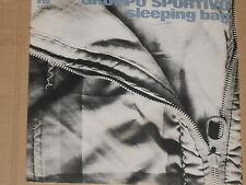 """GRUPPO SPORTIVO -Sleeping Bag- 7"""" 45"""