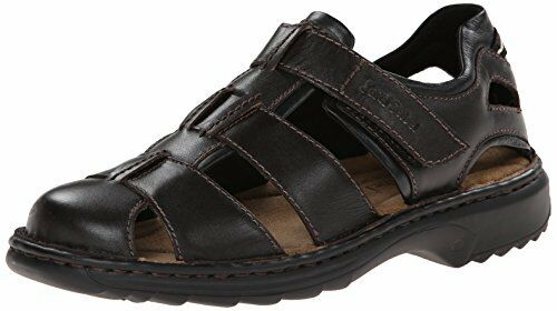 Josef Seibel Mens Jeremy dress Sandal 11-- Pick SZ Color.