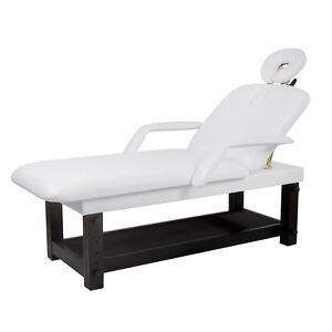 Lettino Da Massaggio Fisso.Lettino Da Massaggio Fisso Erica Deluxe Massaggio Estetica Lettini