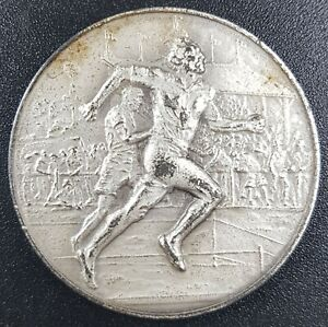 Athletics-Medal-For-2-AA-Group-Athletics-Championships-1-Mile-Team-Race-1954