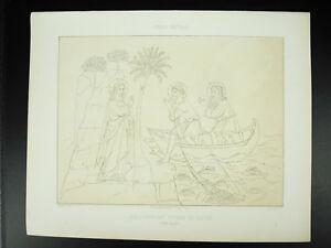 Jesus-Caller-Stone-and-Andre-Italy-Xive-Lagrillere-Litho-Xixth-1858-Hangard