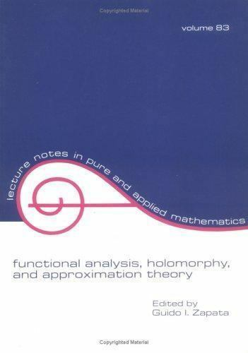Lecture Notes in Pure and Applied Mathematics: Functional Analysis,...