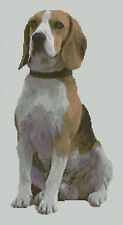 "German Shorthaired Pointer  Cross stitch Kit 16"" x 15"" (40 x 38 cm)  Dog Puppy"
