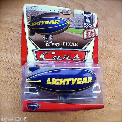 Disney PIXAR Cars AL OFT the LIGHTYEAR BLIMP diecast 2013 PISTON CUP 9/18 DELUXE