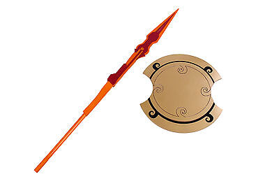 Anime RWBY Sun WuKong Wand and Weapon Cosplay Prop PVC Collection Accessory