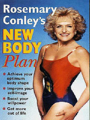 """""""AS NEW"""" New Body Plan, Conley, Rosemary, Book"""
